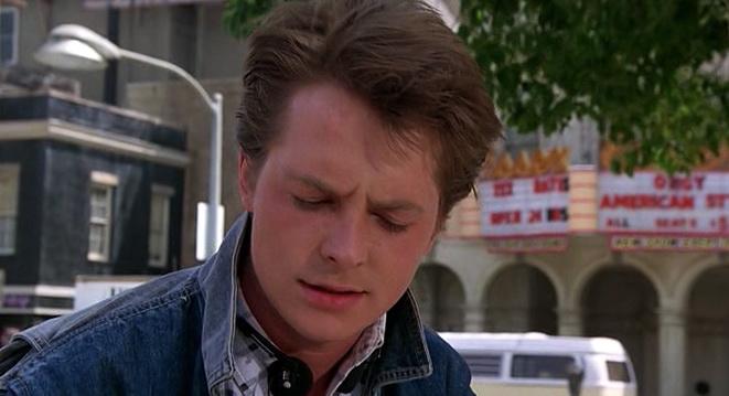 Назад в будущее (1985)   Back to the Future