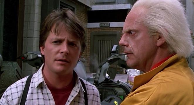 Назад в будущее 2 (1989) | Back to the Future Part II