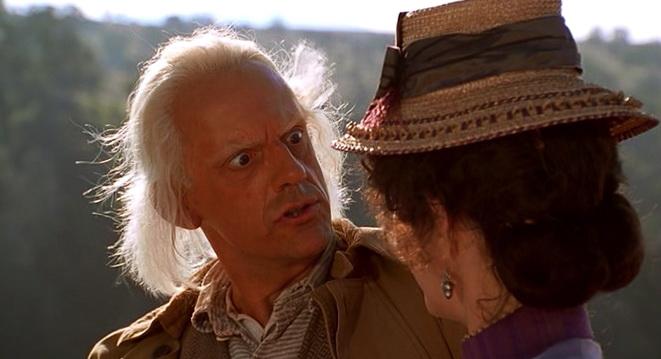 Назад в будущее 3 (1990) | Back to the Future Part III